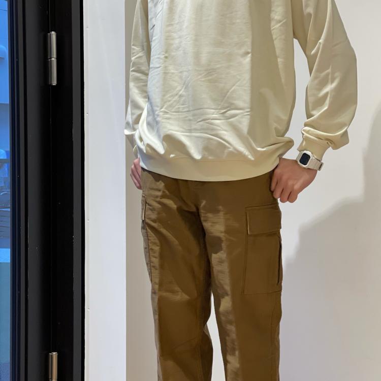秋のスウェットTシャツご紹介