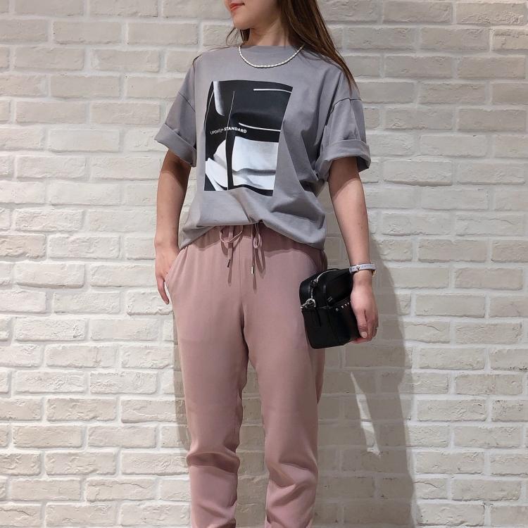【UNISEX】ACTUSコラボレーションフォトTシャツ