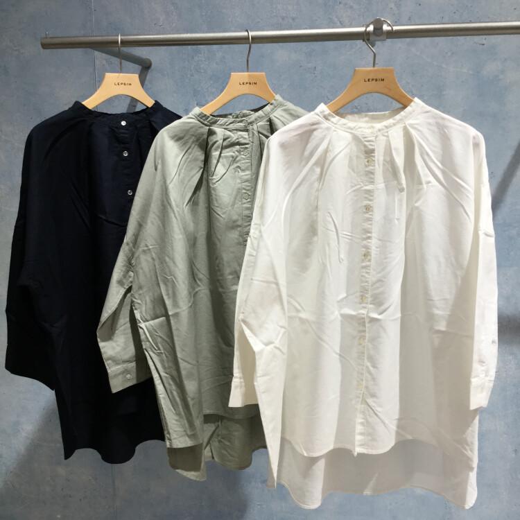LEPSIM★ポンチョシャツ