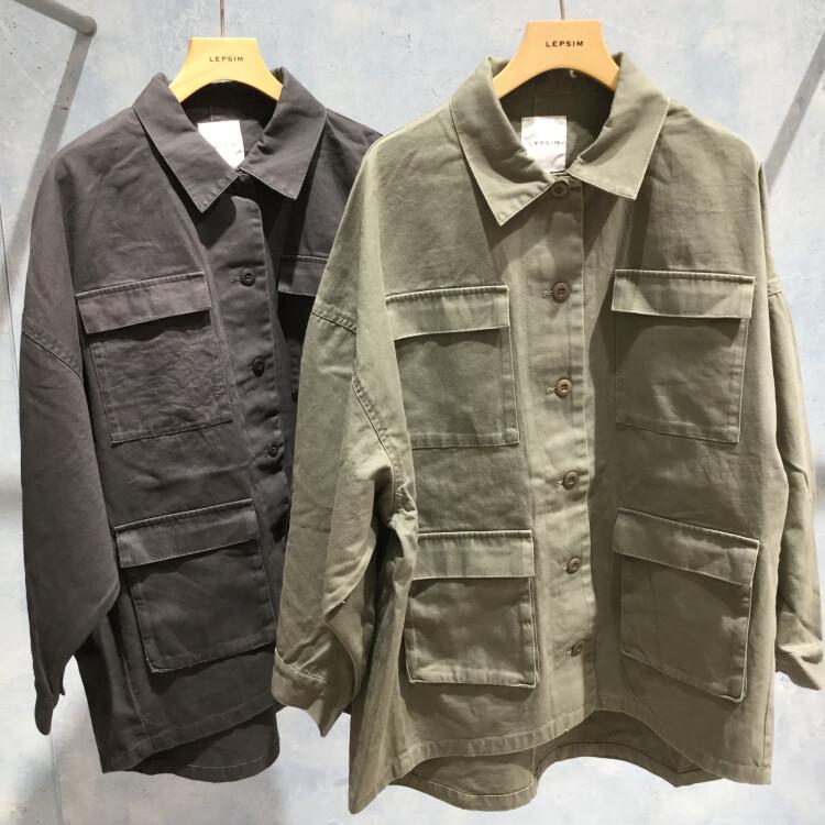 LEPSIM★ミリタリージャケット