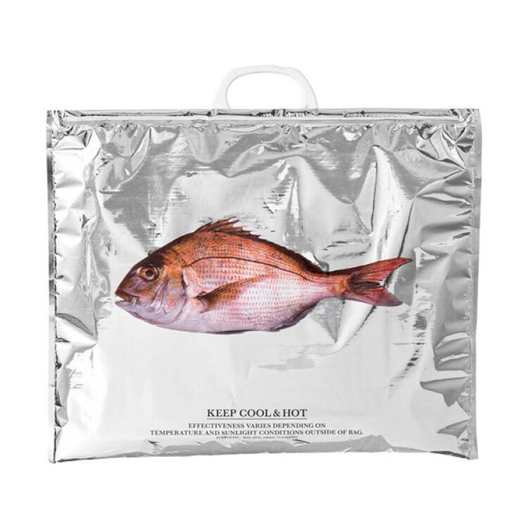 【POP UP企画 PUEBCO 】保温&保冷バッグ Thermal Bag Fish