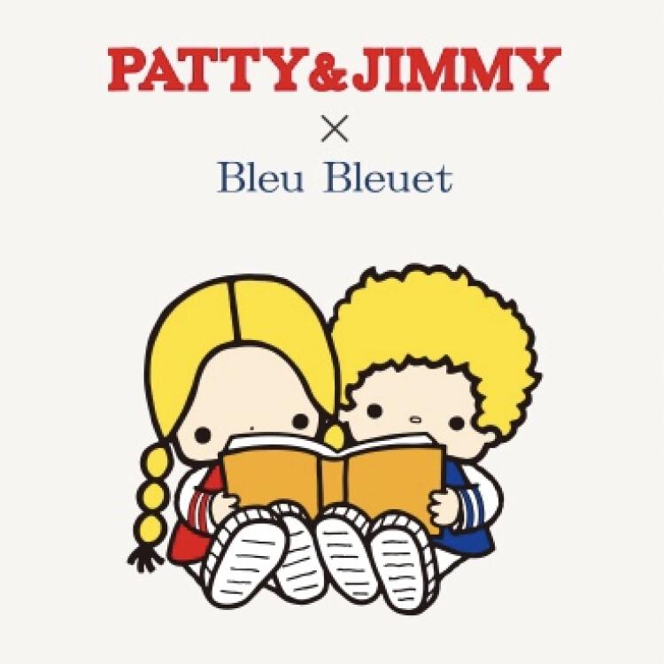 PATTY&JIMMYコラボグッズが登場!