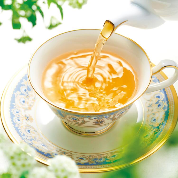 「旬活」黄金に輝く旬の紅茶 ダージリン ファーストフラッシュ