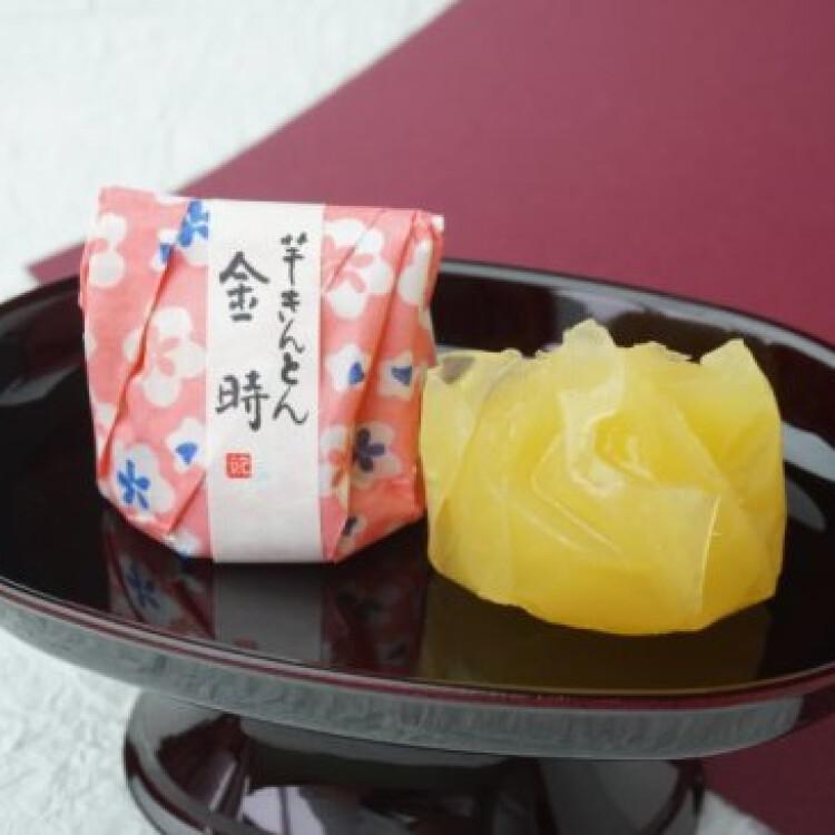 【秋冬限定】 芋きんとん 金時